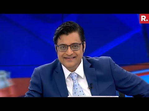 Anthem First No Compromise | The Debate With Arnab Goswami