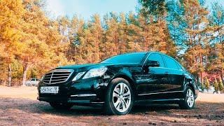 Mercedes E-CLASS W212 4-Matic в идеале! Роскошный седан по цене соляриса.
