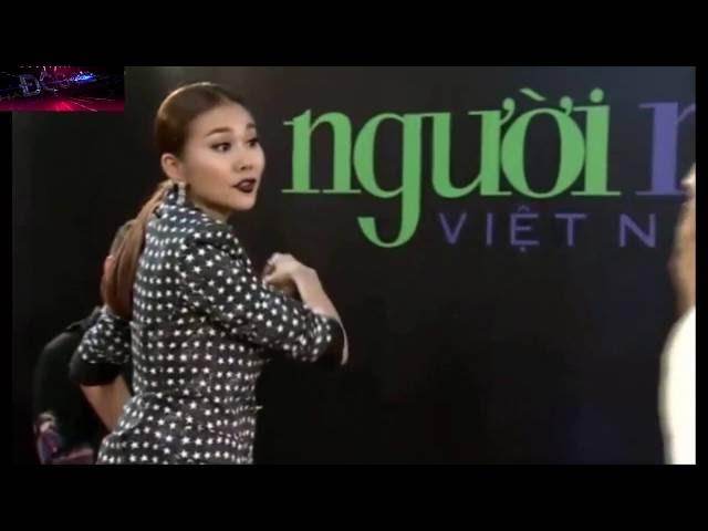 Vietnam's Next Top Model | Thanh Hằng thẳng tay tát thí sinh trên truyền hình