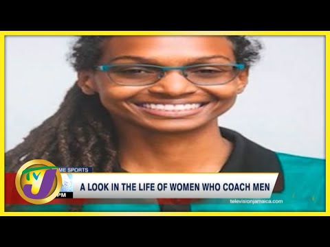 Women in Sports   The Life of Women Who Coach Men Part 1