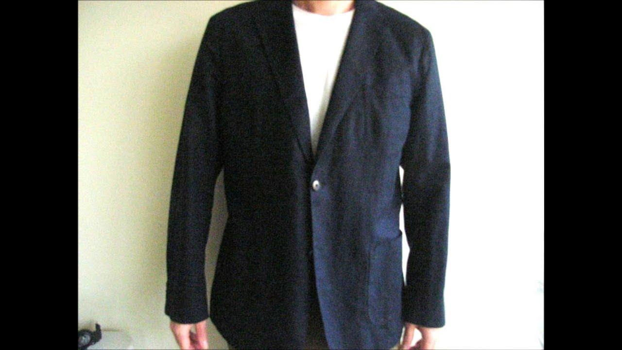 Uniqlo Linen Blazer