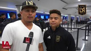 LAFC Academy travels to Toluca for Champions League Tournament