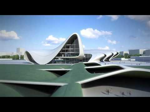 Haydar Aliyev Centre, Baku, Azerbaijan