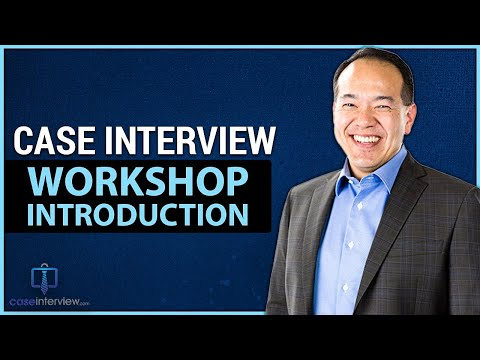 Victor Cheng's Case Interview Workshop