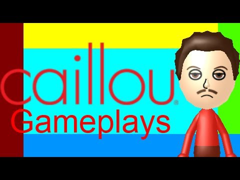 Caillou (Flash / Shockwave / HTML) Gameplays