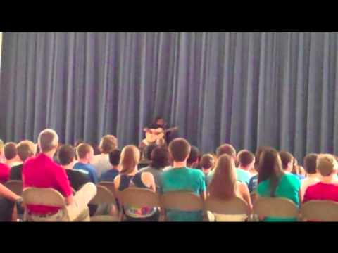 Pleasantdale Middle School Talent Show With Markus Willer June 2012