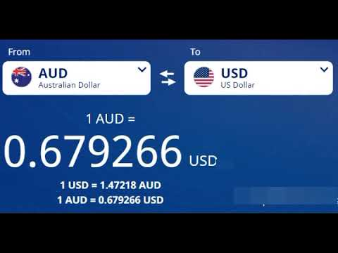 Australian Dollar Rate In India Today // Australian Dollar Rate In India