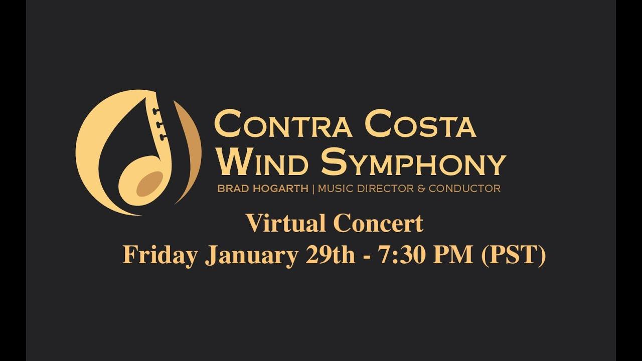 CCWS January 2021 Virtual Concert