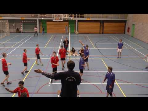 2017 03 01 Volleybal Schoter wedstrijd 3