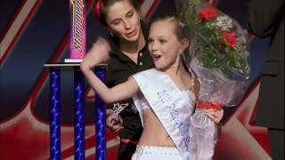 Dance Moms - Maddie Wins Her 6th Petite Miss Crown and Cathy is Annoyed with Photo Shoot (S1 E07)