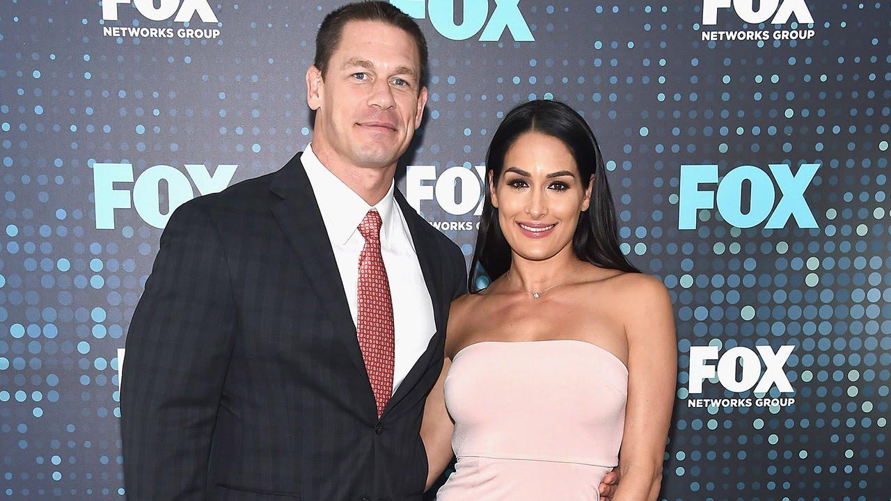 Nikki Bella And John Cena Wedding.Nikki Bella On Wedding Planning With John Cena Reveals Why She S Not Rushing To Have Kids