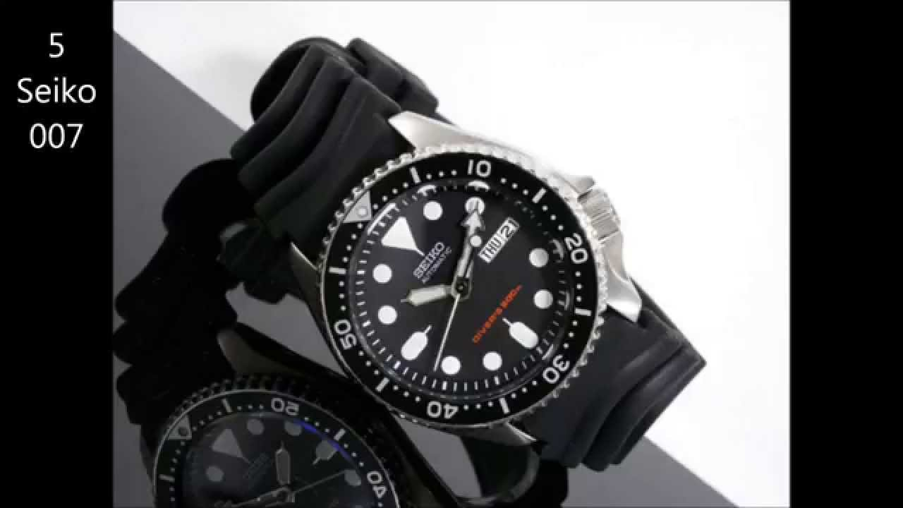 Best 15 divers automatic watches under 300 youtube for Watches under 300
