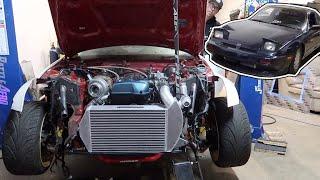 LOUD 2JZ Blow off valve + SR20DET First drive!