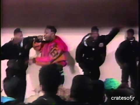 Kool G Rap - Rhyme Tyme & It's A Demo Live Performance