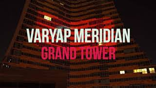 Meridian Grand Tower Cephe Projeksiyon Projesi 1