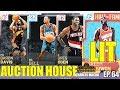 THE AUCTION HOUSE IS LIT | PINK DIAMOND SNIPES | DIAMOND SNIPES | NBA 2K19 | Ep. 64
