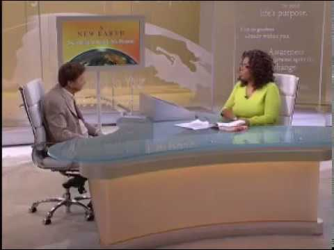 A New Earth Ch 10/10 - Eckhart Tolle with Oprah. Awakening to a New Consciousness