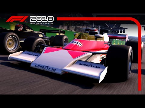 F1 2018 Career Mode: Codemasters Lee Mather interview