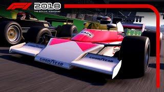 F1 2018   MAKE HEADLINES   Full Classic Car Reveal [UK]