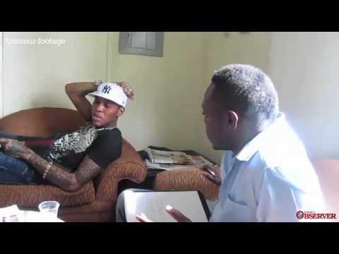 "Vybz kartel ""Video Interview"" Talks About Leaving Alliance, His Publicity Stunts & More - FED 2011"