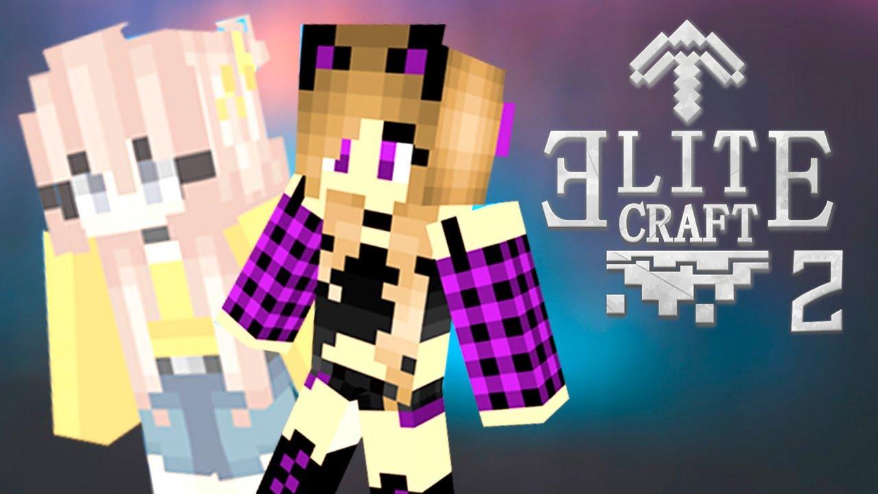 Dos chicas siendo esclavizadas cruelmente en EliteCraft 2 :/