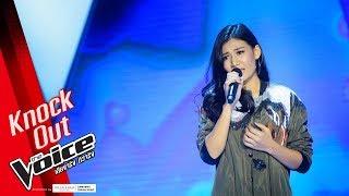 พิม - อยากให้รู้ว่าเหงา - Knock Out - The Voice 2018 - 14 Jan 2019