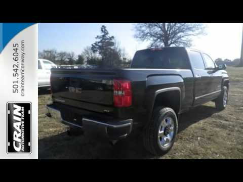 2015 gmc sierra 2500hd built after aug 14 conway ar little rock ar 5gt5989 sold youtube. Black Bedroom Furniture Sets. Home Design Ideas