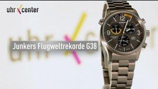 Junkers 6296M-5 G38 Titan Alarm-Chronograph