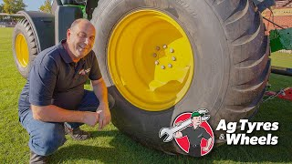 Ag Tyres & Wheels - High Flotation Tyre and Wheel Packages - City of Greater Bendigo