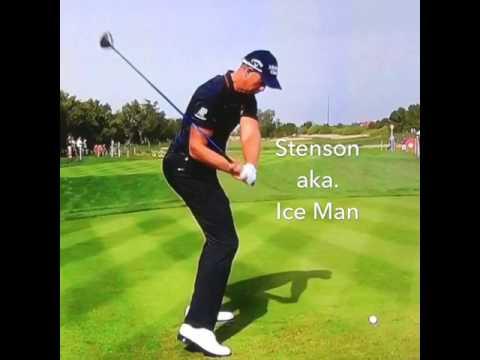 Henrik Stenson Golf Swing