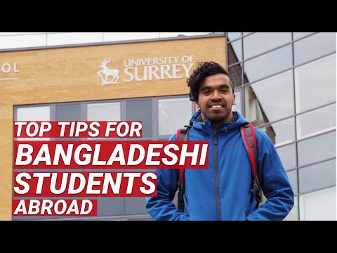 Top Tips for BANGLADESHI STUDENTS Going Abroad
