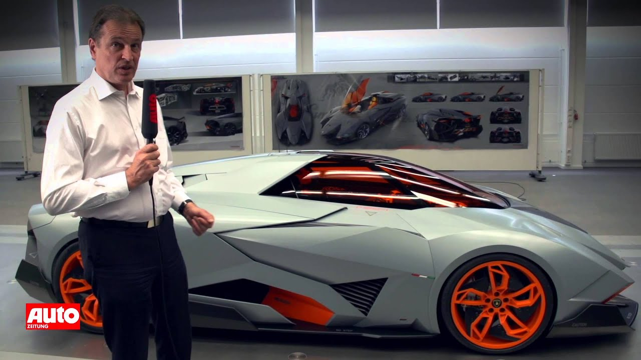 lamborghini egoista 2013 concept car im stealth fighter design youtube