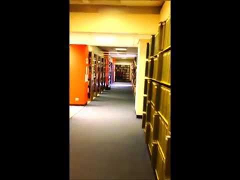 Library at the University of Hawaii at Manoa, USA