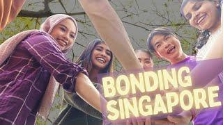 Social Studies - Bonding Singapore