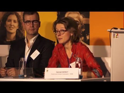 The ThinkForest event Climate policy targets: How can European forests contribute? was held in Paris at the COP21 climate negotiations on 1 December 2015. Author : EuropeanForest