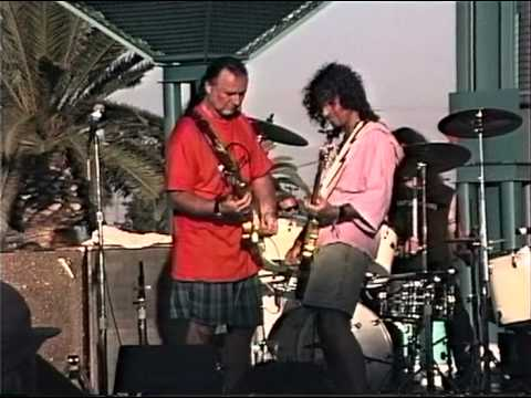 Dick Dale at Triangle Square, Newport Beach CA July 1994