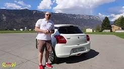 Suzuki Swift 1.2 Compact Top Hybrid Allgrip 4x4 (2017) | AutoReview | Schweiz| Episode 51 [DE]