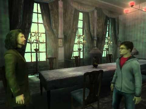 Harry Potter Es A Fonix Rendje Magyar Vegigjatszas 1 Resz Dementor Elso Feladatok Youtube