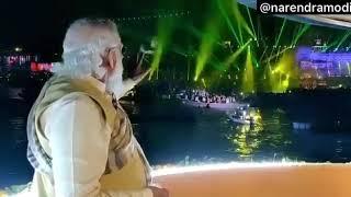 Babam Bam Bam Song | Narendra Modi | Shiv Shankar Shambhu | Laser Show | Kashi