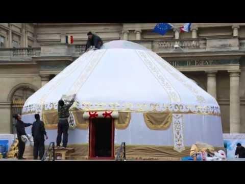 Village Kazakh I Place du Palais Royal I Paris 31.10-2.11.2014