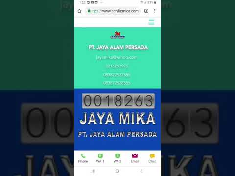 How To Call Jaya Mika Through A Website