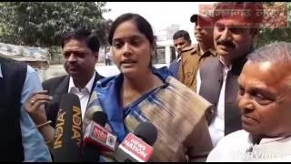Vandana Singh bsp pratyasi sagri azamgarh...