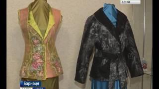 Свадебное платье из войлока можно увидеть на выставке «Тёплое дело»