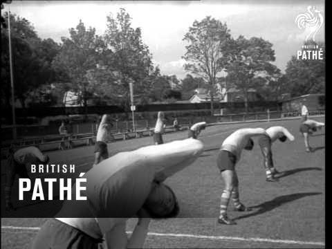 Brazilian Football Team In Training In Sweden For World Cup AKA Brazil In Training (1966)