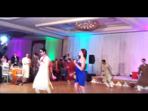 Indian wedding dance Panjabi MC jay-z