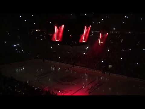 NHL Playoffs Round 1 Game 1 Vegas Golden Knights vs. Los Angeles Kings