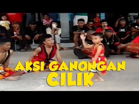SUPER LUCU !! Aksi GANONGAN CILIK Anak PAUD Paling TOP 🔥 REOG PONOROGO