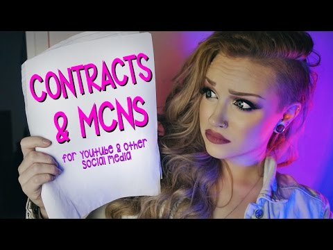 CONTRACTS & MCNs -How to get started on YouTube series