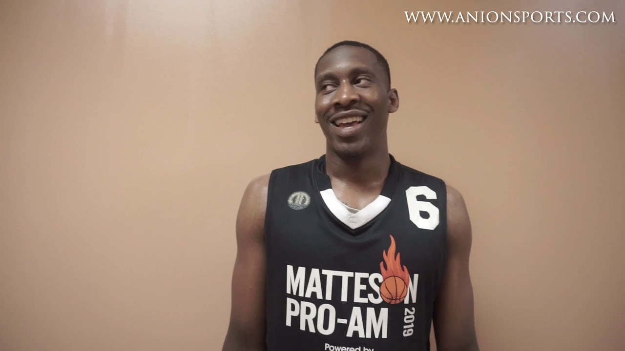 Interview With Jeremy Saffold at the 2019 Matteson Proam (7-31-19)
