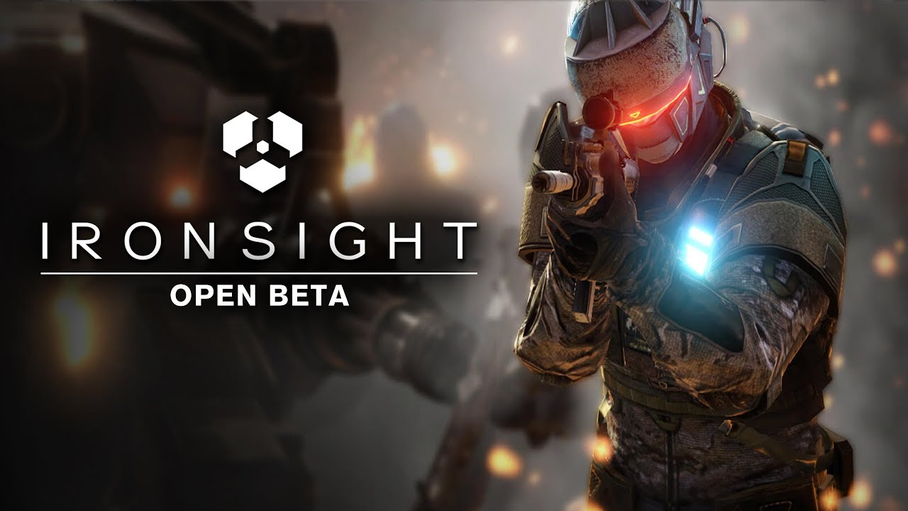 Ironsight Open Beta